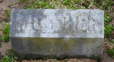 BURNS, TRYPHOSA - Polk County, Oregon | TRYPHOSA BURNS - Oregon Gravestone Photos