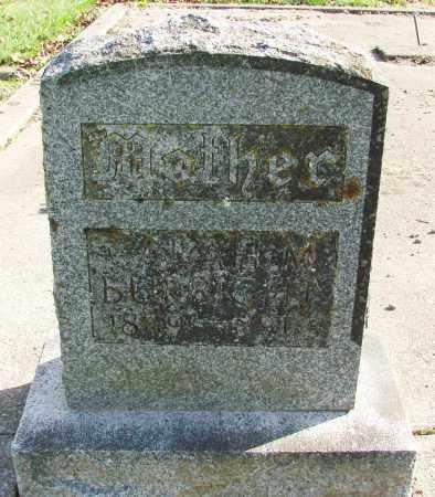 WILMOTH, SARAH MARGARET - Polk County, Oregon | SARAH MARGARET WILMOTH - Oregon Gravestone Photos