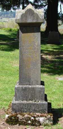 MCMILLIAN BURROUGHS, MARY - Polk County, Oregon | MARY MCMILLIAN BURROUGHS - Oregon Gravestone Photos