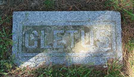 BUTLER, CLETUS R - Polk County, Oregon   CLETUS R BUTLER - Oregon Gravestone Photos