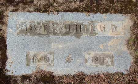 BUTLER, JAY B V - Polk County, Oregon | JAY B V BUTLER - Oregon Gravestone Photos