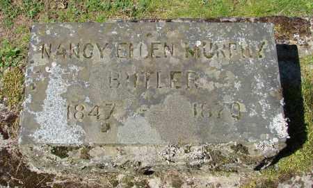 MURPHY BUTLER, NANCY ELLEN - Polk County, Oregon | NANCY ELLEN MURPHY BUTLER - Oregon Gravestone Photos