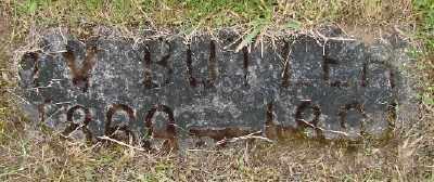 BUTLER, W - Polk County, Oregon   W BUTLER - Oregon Gravestone Photos