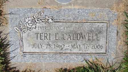 CALDWELL, TERI LINN - Polk County, Oregon   TERI LINN CALDWELL - Oregon Gravestone Photos