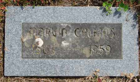 CALKINS, MARVIN S - Polk County, Oregon | MARVIN S CALKINS - Oregon Gravestone Photos