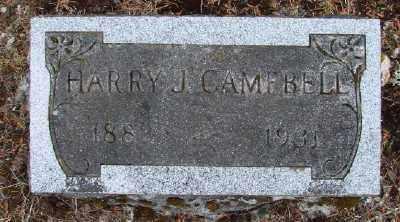 CAMPBELL, HARRY JAMES - Polk County, Oregon   HARRY JAMES CAMPBELL - Oregon Gravestone Photos