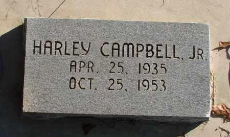 CAMPBELL, HARLEY - Polk County, Oregon   HARLEY CAMPBELL - Oregon Gravestone Photos