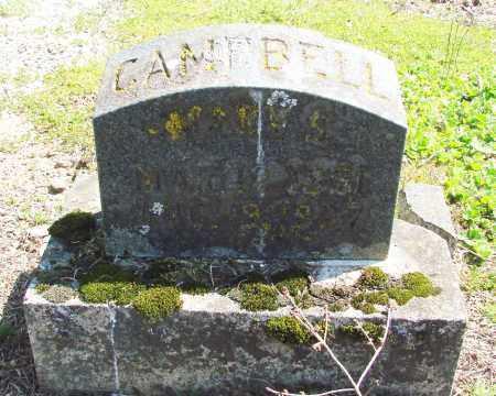 CAMPBELL, MARY S - Polk County, Oregon   MARY S CAMPBELL - Oregon Gravestone Photos