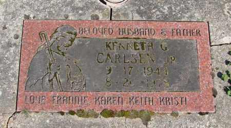 CARLSEN, KENNETH G, JR - Polk County, Oregon | KENNETH G, JR CARLSEN - Oregon Gravestone Photos