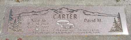 CARTER, NITA JO - Polk County, Oregon | NITA JO CARTER - Oregon Gravestone Photos