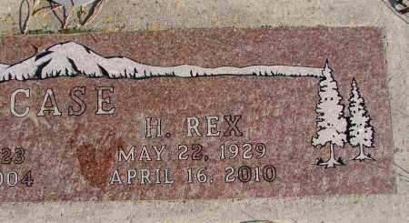CASE, HARRY E - Polk County, Oregon | HARRY E CASE - Oregon Gravestone Photos