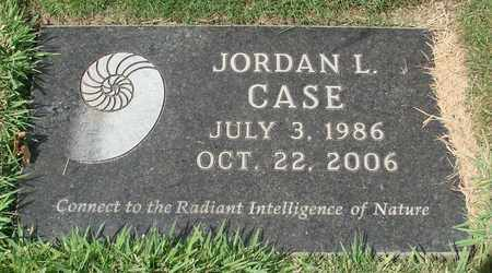 CASE, JORDAN LAIRD - Polk County, Oregon | JORDAN LAIRD CASE - Oregon Gravestone Photos