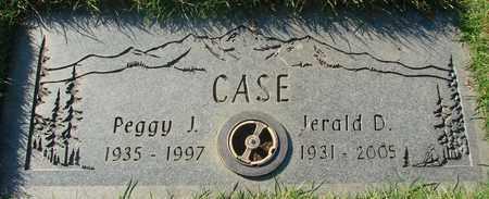 CASE, PEGGY JO - Polk County, Oregon | PEGGY JO CASE - Oregon Gravestone Photos