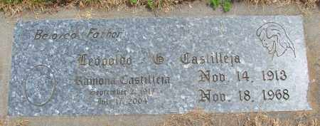 CASTILLEJA, RAMONA - Polk County, Oregon | RAMONA CASTILLEJA - Oregon Gravestone Photos