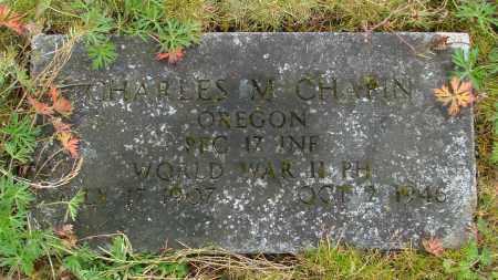CHAPIN, CHARLES M - Polk County, Oregon | CHARLES M CHAPIN - Oregon Gravestone Photos