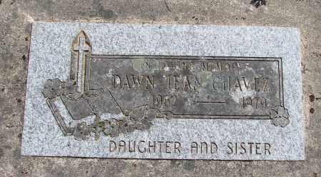 CHAVEZ, DAWN JEAN - Polk County, Oregon   DAWN JEAN CHAVEZ - Oregon Gravestone Photos
