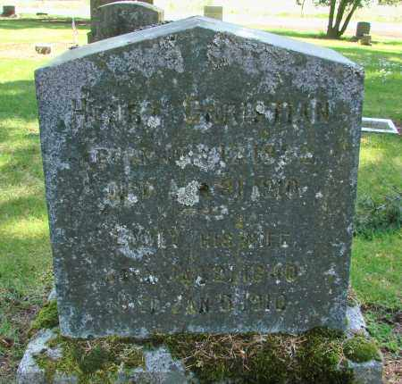 CHRISTIAN, HENRY - Polk County, Oregon | HENRY CHRISTIAN - Oregon Gravestone Photos