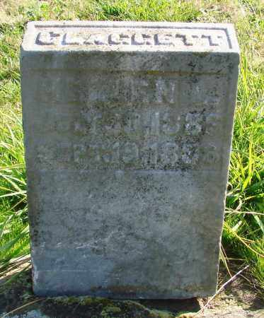 CLAGGETT, HELEN - Polk County, Oregon | HELEN CLAGGETT - Oregon Gravestone Photos