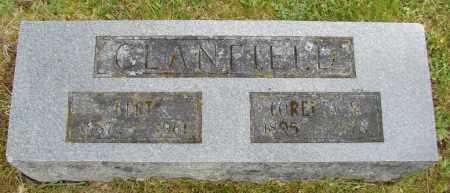 CLANFIELD, LORETTA M - Polk County, Oregon | LORETTA M CLANFIELD - Oregon Gravestone Photos