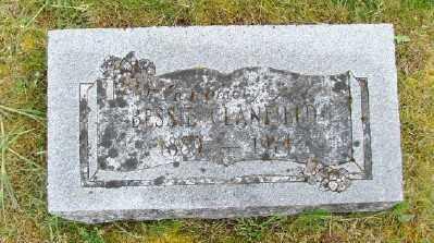 CLANFIELD, BESSIE - Polk County, Oregon   BESSIE CLANFIELD - Oregon Gravestone Photos