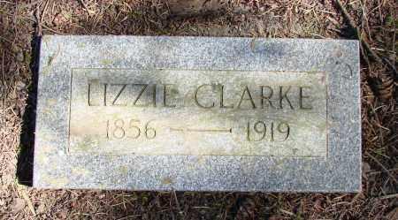 CLARKE, LIZZIE - Polk County, Oregon | LIZZIE CLARKE - Oregon Gravestone Photos