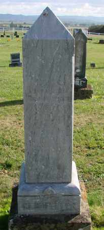CLODFELTER, NOAH O - Polk County, Oregon   NOAH O CLODFELTER - Oregon Gravestone Photos