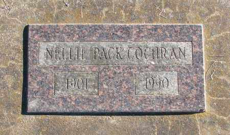 PACK CAHILL, NELLIE DAY - Polk County, Oregon | NELLIE DAY PACK CAHILL - Oregon Gravestone Photos