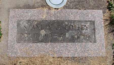 COFFEY, STANLEY J - Polk County, Oregon | STANLEY J COFFEY - Oregon Gravestone Photos