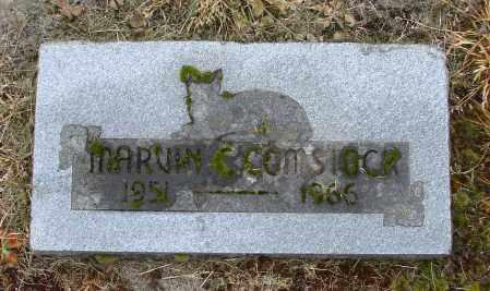 COMSTOCK, MARVIN C - Polk County, Oregon | MARVIN C COMSTOCK - Oregon Gravestone Photos