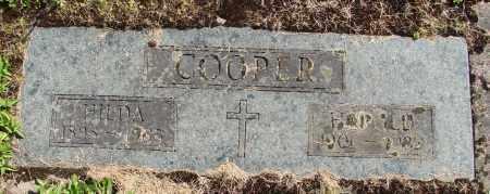 COOPER, HILDA - Polk County, Oregon   HILDA COOPER - Oregon Gravestone Photos