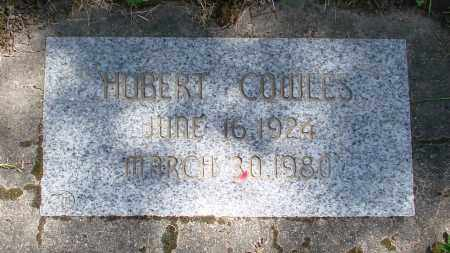 COWLES, HUBERT - Polk County, Oregon | HUBERT COWLES - Oregon Gravestone Photos