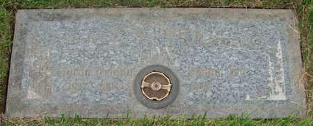 COX, DONNA LEE - Polk County, Oregon | DONNA LEE COX - Oregon Gravestone Photos