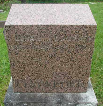 CRAWFORD, W HARVEY - Polk County, Oregon   W HARVEY CRAWFORD - Oregon Gravestone Photos
