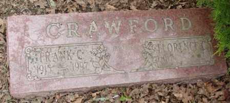 CRAWFORD, FRANK C - Polk County, Oregon | FRANK C CRAWFORD - Oregon Gravestone Photos