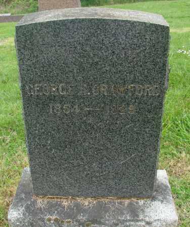 CRAWFORD, GEORGE HARDY - Polk County, Oregon   GEORGE HARDY CRAWFORD - Oregon Gravestone Photos
