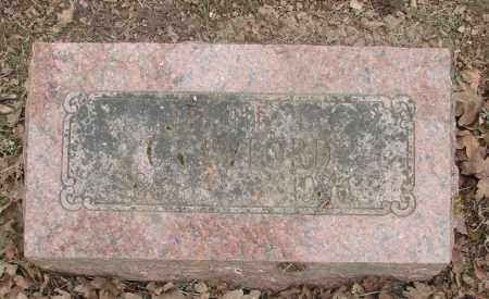 CRAWFORD, JENNIE LAURENE - Polk County, Oregon | JENNIE LAURENE CRAWFORD - Oregon Gravestone Photos