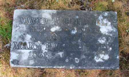 CRISWELL, MARY IDA - Polk County, Oregon | MARY IDA CRISWELL - Oregon Gravestone Photos