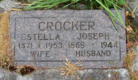 CROCKER, JOSEPH - Polk County, Oregon | JOSEPH CROCKER - Oregon Gravestone Photos