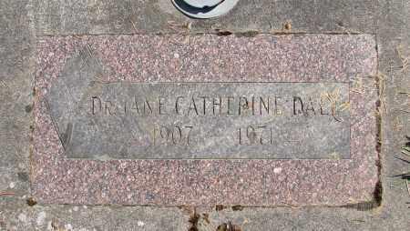 DALE, JANE CATHERINE - Polk County, Oregon | JANE CATHERINE DALE - Oregon Gravestone Photos