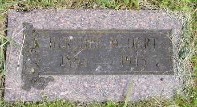 DART, HERSHEL MARION - Polk County, Oregon | HERSHEL MARION DART - Oregon Gravestone Photos