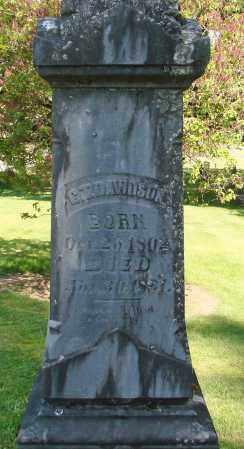 DAVIDSON, CARTER T - Polk County, Oregon   CARTER T DAVIDSON - Oregon Gravestone Photos