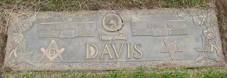 DAVIS, ARTHUR H - Polk County, Oregon | ARTHUR H DAVIS - Oregon Gravestone Photos