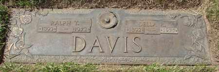 DAVIS, RALPH T - Polk County, Oregon | RALPH T DAVIS - Oregon Gravestone Photos