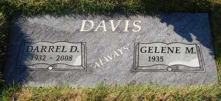 DAVIS, DARREL D - Polk County, Oregon | DARREL D DAVIS - Oregon Gravestone Photos