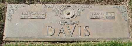 DAVIS, ELLSWORTH G - Polk County, Oregon | ELLSWORTH G DAVIS - Oregon Gravestone Photos