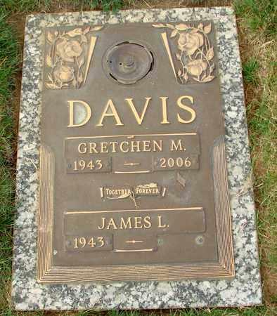 DAVIS, JAMES L JR - Polk County, Oregon | JAMES L JR DAVIS - Oregon Gravestone Photos