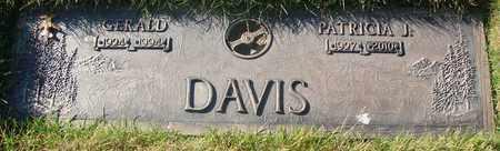 DAVIS, GERALD MELVIN - Polk County, Oregon | GERALD MELVIN DAVIS - Oregon Gravestone Photos