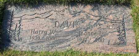 DAVIS, HARRY W - Polk County, Oregon | HARRY W DAVIS - Oregon Gravestone Photos