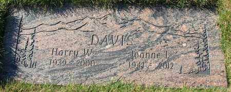 DAVIS, JOANNE L - Polk County, Oregon | JOANNE L DAVIS - Oregon Gravestone Photos