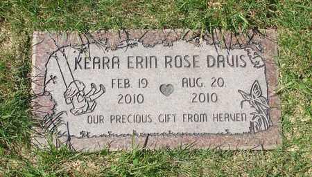 DAVIS, KEARA ERIN ROSE - Polk County, Oregon | KEARA ERIN ROSE DAVIS - Oregon Gravestone Photos